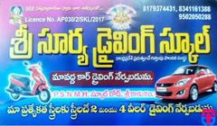 Sri Surya Driving School