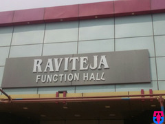 Raviteja Function Hall