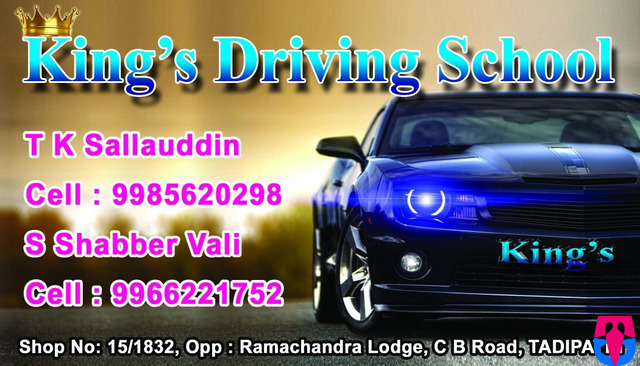 King's Driving School
