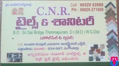 C.N.R.Tiles & Sanitory