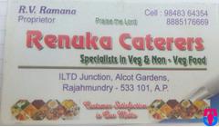 Renuka Caterers