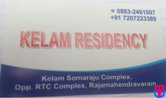 Kelam Residency