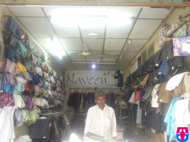Navinn Cloth Showroom & Tailors Gents Wear