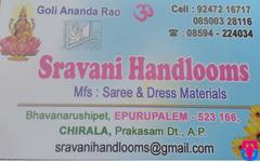 Sravani Handlooms