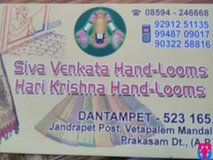 Siva Venkata Handlooms