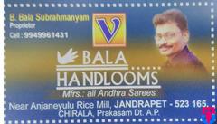 Bala Handlooms