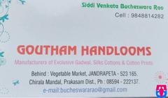 Goutham Handlooms