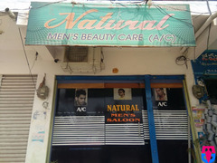 Natural Men's Beauty Care A/C
