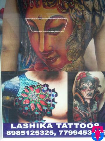 Lashika Tattoos