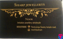 Sharp jewellers
