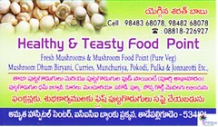 Healthy & Teasty Food Point