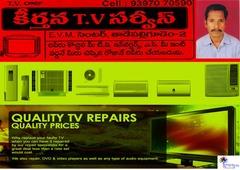 Keerthana TV Services
