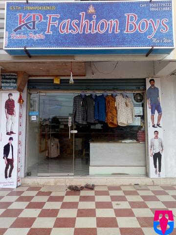 Krishna Pujitha Fashion Boys