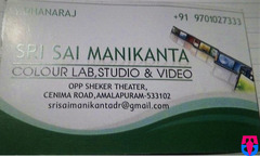 Sri sai manikanta colour lab,studio&video