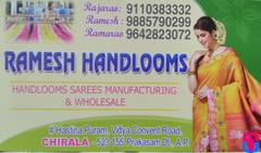 Ramesh Handlooms