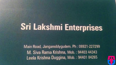 Sri Lakshmi Enterprises