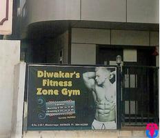 Diwakar's Fitness Zone Gym