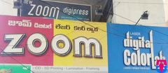 New Zoom Digi Press & Colour Lab