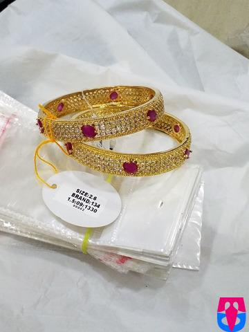 Abhi 1 Gram Gold & Foot Wear