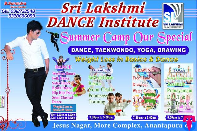 Sri Lakshmi Dance Institute