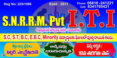 S.N.R.R.M.Pvt I.T.I College
