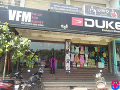 Sri Vijayalakshmi VFM Exclusive Kids Wear