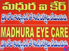 Madhura Eye Care