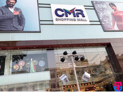 CMR Shopping mall