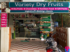 Variety  Dry Fruits