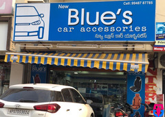 New Blue's – Car Accessories