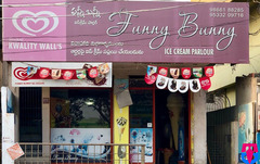Funny Bunny- Ice cream parlour