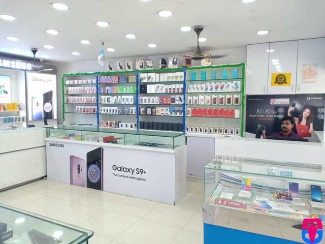 Bhimavaram Andhra Pradesh India Mobile Shops