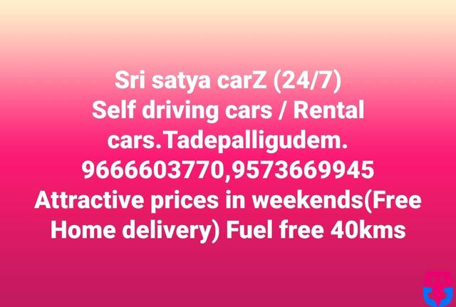 Sri Satya CarZ
