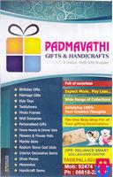 Padmavathi Gifts & Handicrafts
