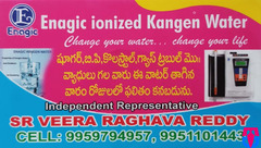 Enagic Ionized Kangen Water