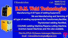 B.D.M.Weld Techonologies