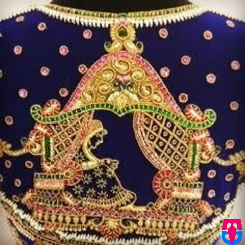 Saniya Maggam Works