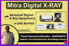 Mitra Digital XRAY
