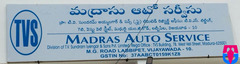 Madras Auto Services