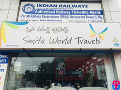 Smita World Travels
