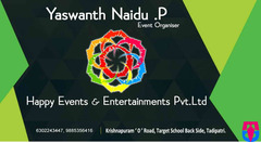 Happy Events & Entertainments Pvt.Ltd