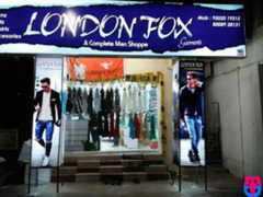 London Fox ( A Complete Gents Shopee )