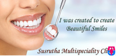 SUSRUTHA MULTISPECIALITY CLINIC *Dental Skin and Hair treatment in one place*