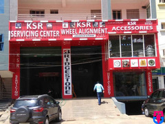 KSR Servicing Center and Accessories