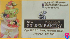 New Golden Bakery