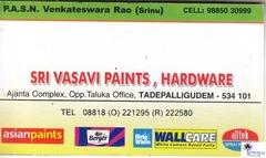 Sri Vasavi Paints