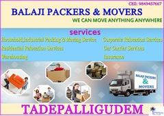 Balaji Packers & Movers