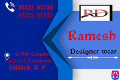 Best Gents Tailor in Chirala....