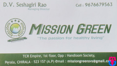 Mission Green