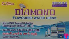 Diamond Flavoured Water Drink